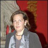 Mariam Suárez Illana en la presentación de su libro 'Diagnóstico: Cáncer' en Madrid