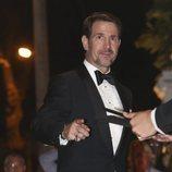 El Príncipe Pablo de Grecia en la fiesta de largo de Christian de Hannover y Alessandra de Osma