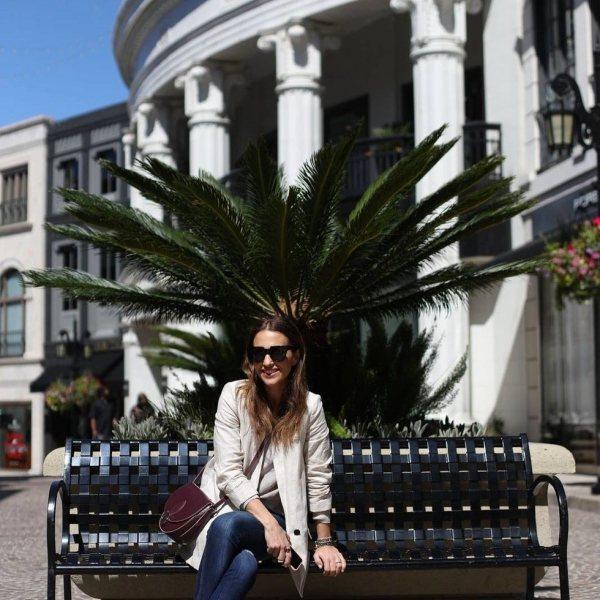 El magnífico viaje de Paula Echevarría por Los Angeles