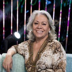 Carmen Gahona en el debate de 'Supervivientes 2018'