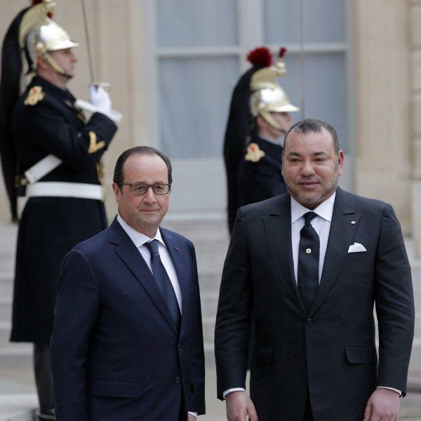 La Familia Real de Marruecos en imágenes