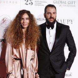 Borja Thyssen y su mujer Blanca cuesta en la fiesta de Global Gift de Madrid de 2018