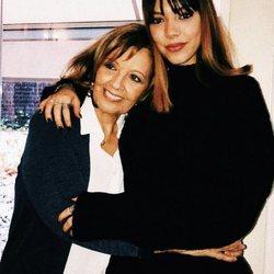 Alejandra Rubio con su abuela María Teresa Campos