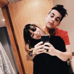 Alejandra Rubio con Álvaro Lobo, su posible novio