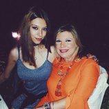 Alejandra Rubio con su madre Terelu Campos