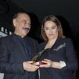 Toñi Moreno en los Premios Pata Negra 2018