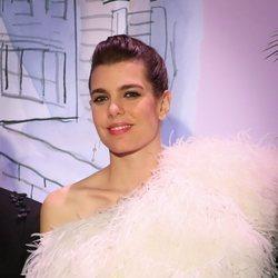 Carlota Casiraghi en el Baile de la Rosa 2018