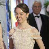 La Princesa Alexandra de Hannover en el Baile de la Rosa 2018
