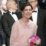 La Princesa Carolina de Mónaco en el Baile de la Rosa 2018