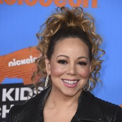 Mariah Carey en los premios Kids Choice 2018