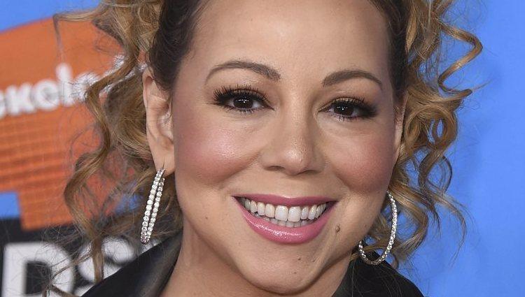 Mariah Carey en los premios Kids Choice 2018