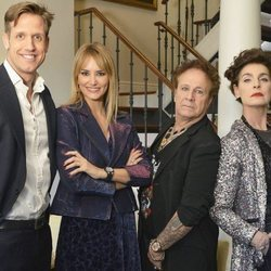 Alba Carrillo, Óscar Martínez, Antonia Dell'Atte y Fortu, nuevos concursantes de 'Ven a cenar conmigo: Gourmet Edition'