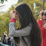 Victoria Federica en la corrida del Domingo de Resurrección 2018 de Sevilla