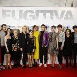 Los actores y actrices de 'Cuéntame' en la premier de la serie 'Fugitiva'