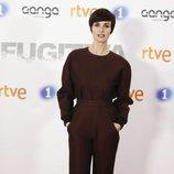 Paz Vega en la premier de la serie 'Fugitiva'