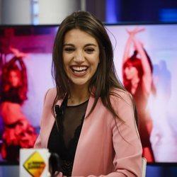 Ana Guerra en su visita a 'El Hormiguero'