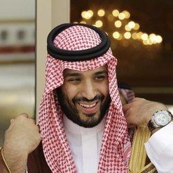 El Príncipe Mohamed bin Salman de Arabia Saudí