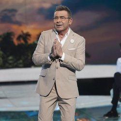 Jorge Javier Vázquez en la gala 5 de 'Supervivientes 2018'