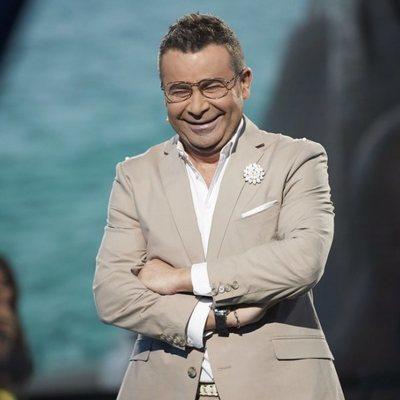 Jorge Javier Vázquez sonriente en la gala 5 de 'Supervivientes 2018'