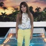 Chabelita Pantoja en la gala 5 de 'Supervivientes 2018'