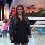 Saray Montoya durante la gala 5 de 'Supervivientes 2018'