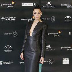 Ana Rujas en la ceremonia de inauguración del Festival de Cine de Málaga 2018