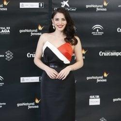 Andrea Duro en la ceremonia de inauguración del Festival de Cine de Málaga 2018