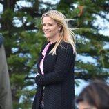 Reese Whiterspoon en el rodaje de la segunda temporada de 'Big Little Lies'