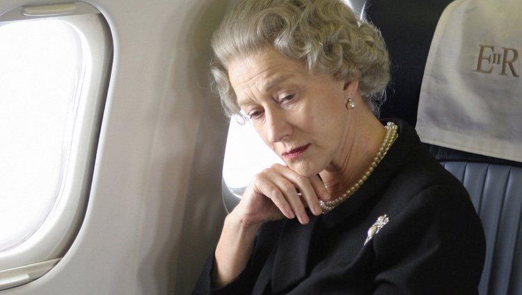 Helen Mirren en la película 'The Queen'