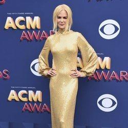 Nicole Kidman en los premios CMA Awards 2018