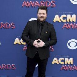 Chris Young en los premios CMA Awards 2018