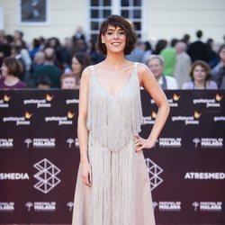 Belén Cuesta en la alfombra roja del Festival de Málaga 2018