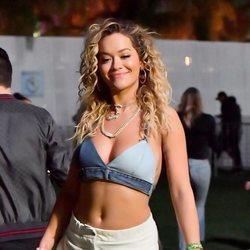 Rita Ora en el Coachella 2018