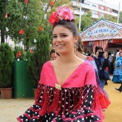 Cayetana Rivera en la Feria de Abril 2018