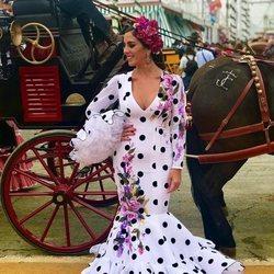Anabel Pantoja en la Feria de Abril 2018