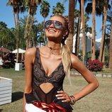 Romee Strijd en el Coachella 2018