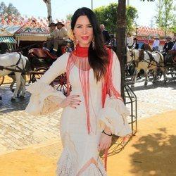 Vania Millán en la Feria de Abril 2018