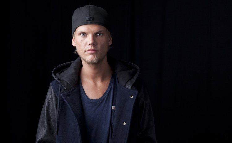 Retrato del DJ Avicii