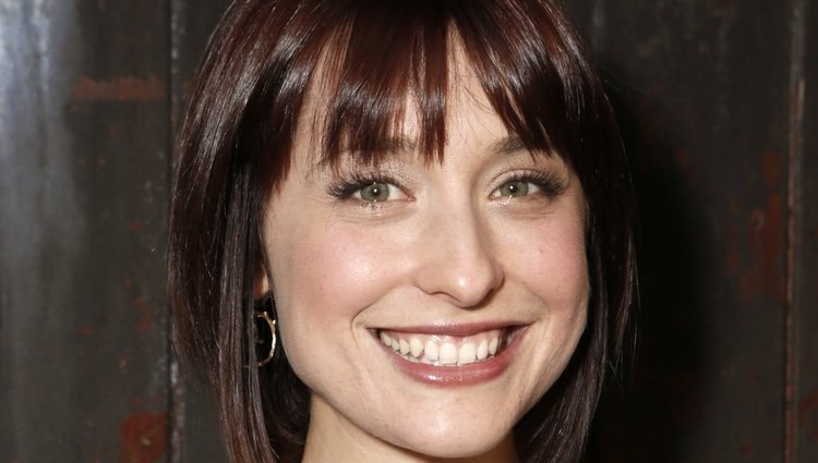 Allison Mack en la FX Summer Comedies Party en 2012