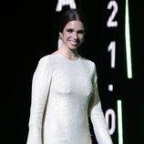 Elena Furiase sobre el escenario en la Gala de Clausura del Festival de Málaga 2018