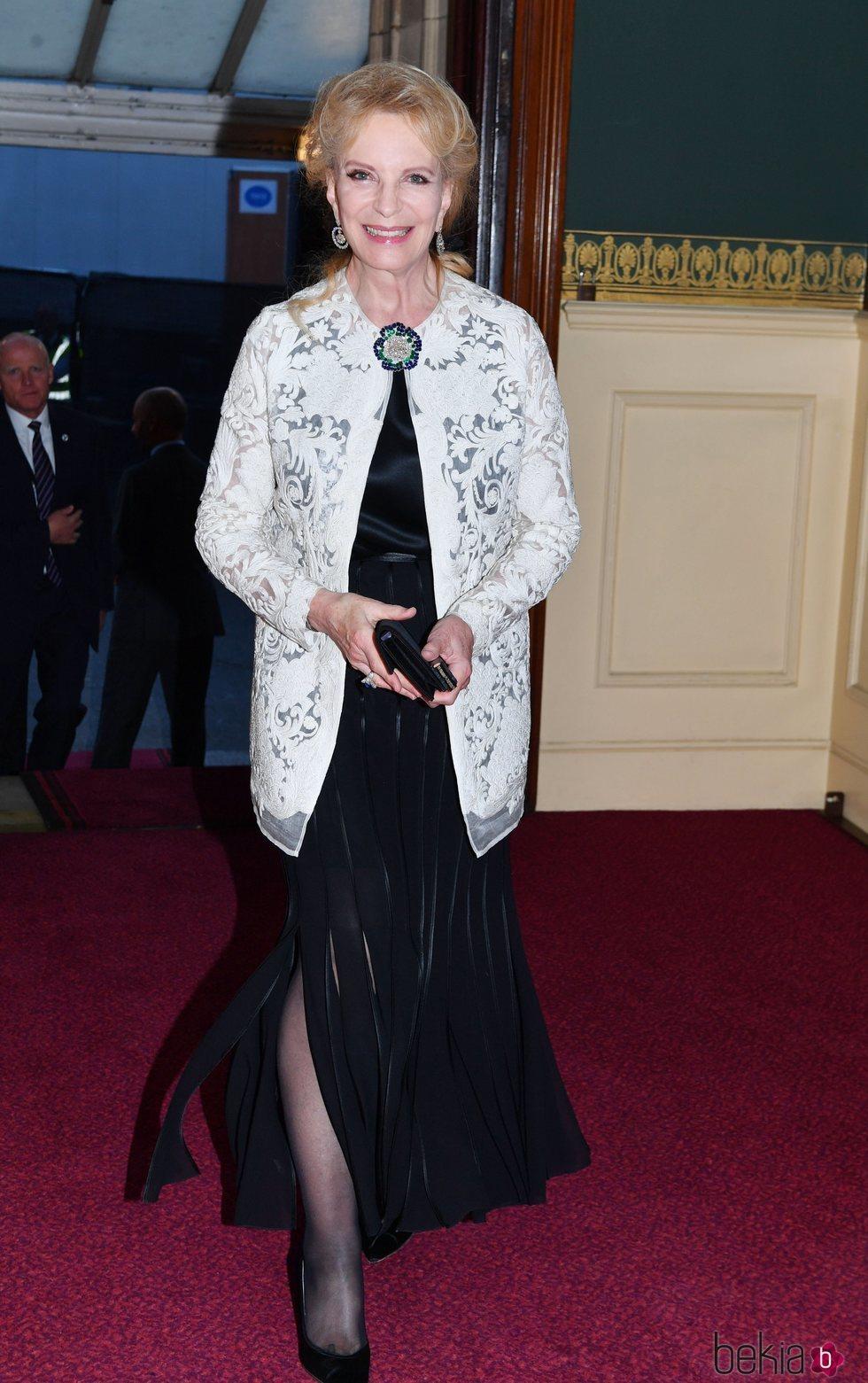 La Princesa Michael de Kent en el concierto del 92 cumpleaños de la Reina