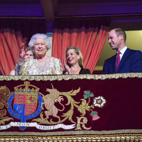 La Familia Real Británica en imágenes