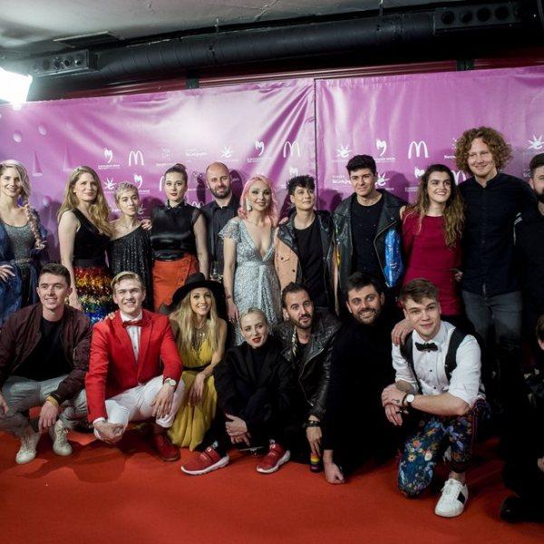 Alfred y Amaia: representantes de España en Eurovisión 2018