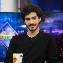 Chino Darín en 'El Hormiguero'