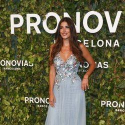 Lidia Torrent en el desfile de Pronovias en la Barcelona Bridal Fashion Week 2018