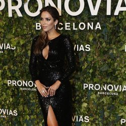 Rosanna Zanetti en el desfile de Pronovias en la Barcelona Bridal Fashion Week 2018