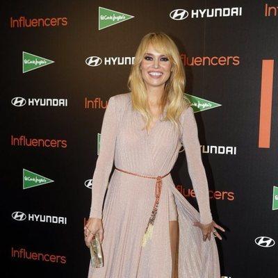 Patricia Conde acude a la gala Influencers Awards 2018 celebrada en Madrid