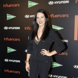 Irene Junquera acude a la gala Influencers Awards 2018 celebrada en Madrid