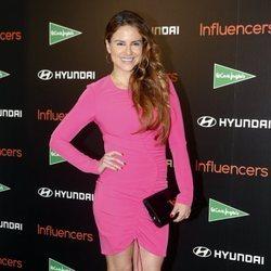 Mónica Hoyos acude a la gala Influencers Awards 2018 celebrada en Madrid