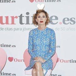 Ágatha Ruiz de la Prada como embajadora de una web para ligar